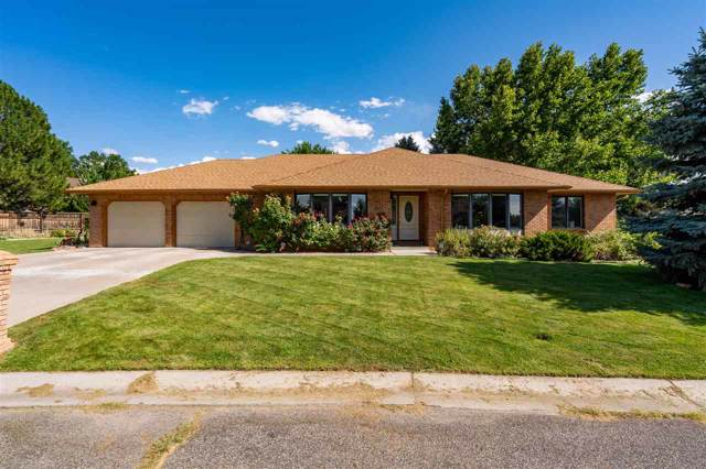 2677 Cambridge Drive, Grand Junction, CO 81506 (MLS #20195308) :: The Christi Reece Group