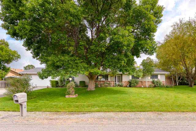 538 Village Way, Grand Junction, CO 81507 (MLS #20195314) :: The Christi Reece Group