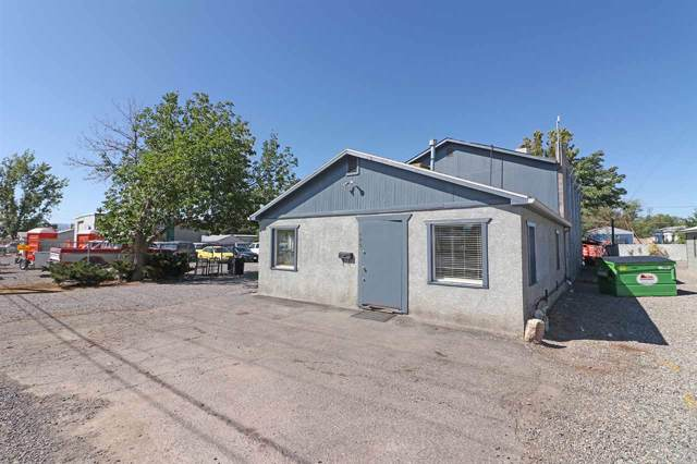 489 28 1/2 Road, Grand Junction, CO 81501 (MLS #20195321) :: The Christi Reece Group