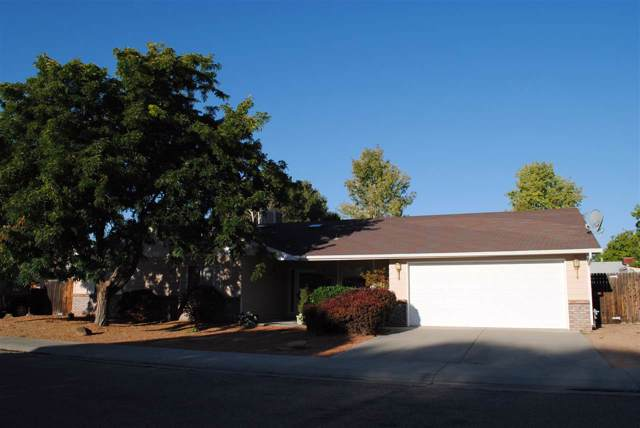 643 Avalon Drive, Grand Junction, CO 81504 (MLS #20195329) :: CapRock Real Estate, LLC