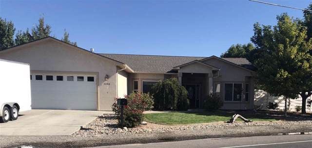3020 E 1/2 Road, Grand Junction, CO 81504 (MLS #20195332) :: CapRock Real Estate, LLC