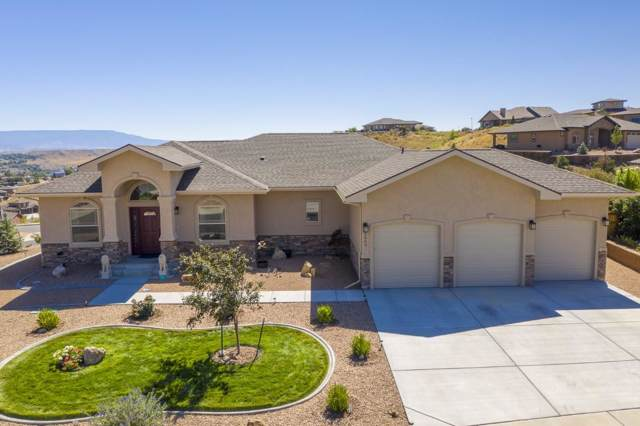 2663 Liberty View Drive, Grand Junction, CO 81503 (MLS #20195334) :: The Christi Reece Group