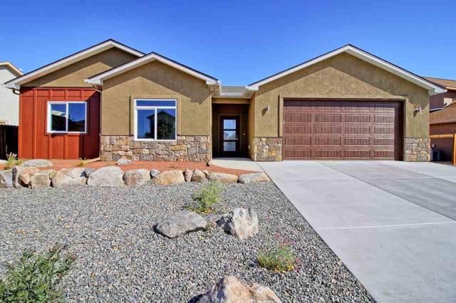 452 Bulla Drive, Grand Junction, CO 81504 (MLS #20195339) :: The Christi Reece Group