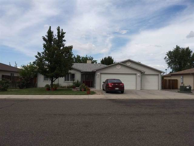 2668 B 1/2 Road, Grand Junction, CO 81503 (MLS #20195341) :: The Christi Reece Group