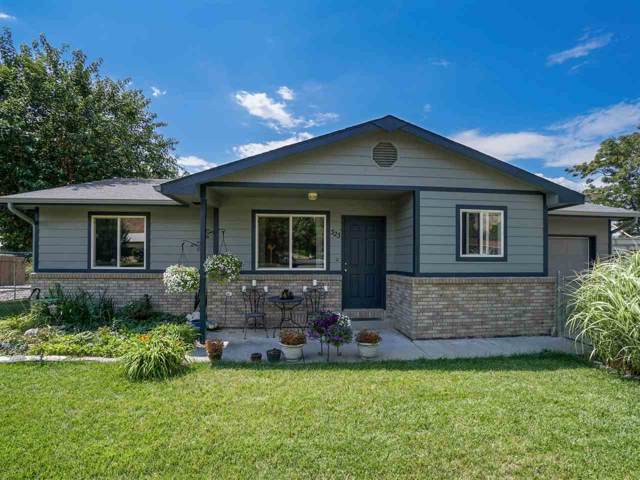 323 W 1st Street, Palisade, CO 81526 (MLS #20195351) :: The Grand Junction Group with Keller Williams Colorado West LLC