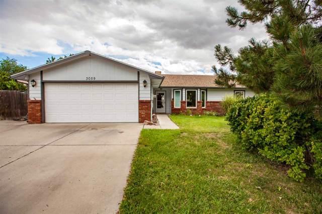 3059 Avalon Drive, Grand Junction, CO 81504 (MLS #20195358) :: CapRock Real Estate, LLC
