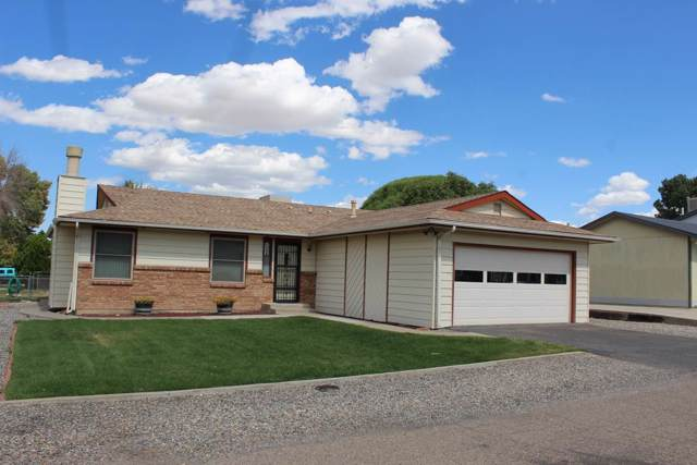 256 28 Road A, Grand Junction, CO 81503 (MLS #20195365) :: The Christi Reece Group