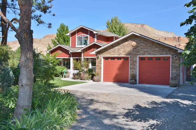 3832 G Road, Palisade, CO 81526 (MLS #20195379) :: The Grand Junction Group with Keller Williams Colorado West LLC