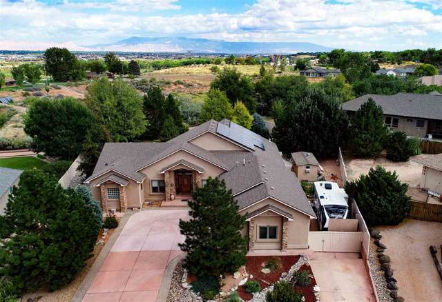 686 Long Rifle Road, Grand Junction, CO 81507 (MLS #20195400) :: CapRock Real Estate, LLC