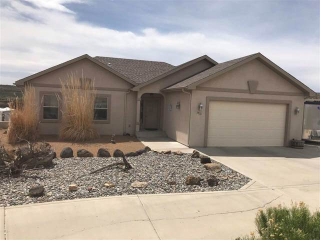 34711 Pronghorn Drive, Whitewater, CO 81527 (MLS #20195401) :: The Grand Junction Group with Keller Williams Colorado West LLC