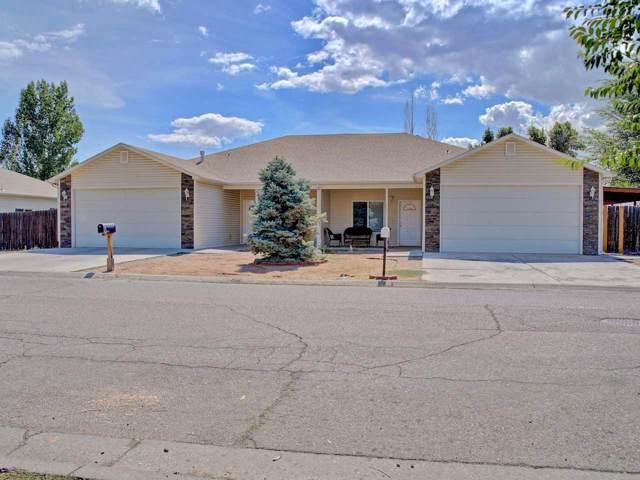3189 Hill Avenue B, Grand Junction, CO 81504 (MLS #20195403) :: CapRock Real Estate, LLC