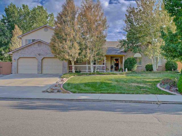 2700 E Yucatan Court, Grand Junction, CO 81506 (MLS #20195406) :: The Christi Reece Group