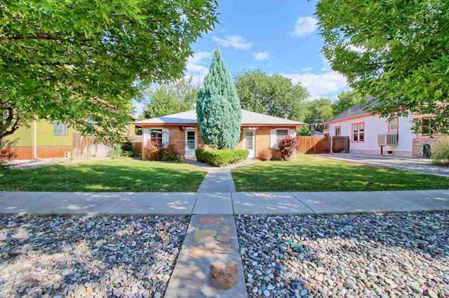 1218 Rood Avenue, Grand Junction, CO 81501 (MLS #20195408) :: CapRock Real Estate, LLC