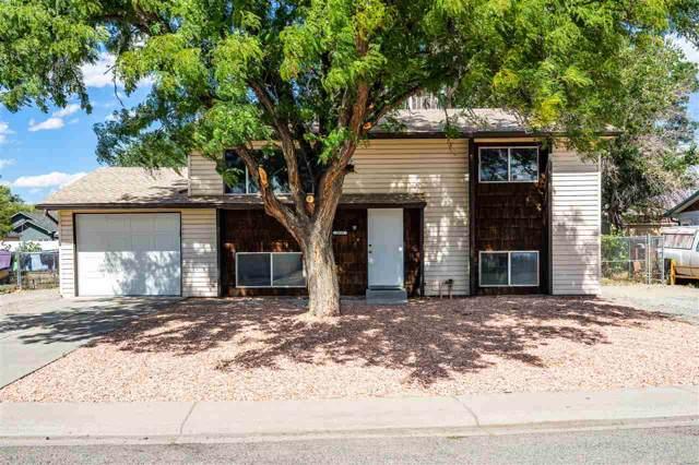3018 Hill Court, Grand Junction, CO 81504 (MLS #20195417) :: CapRock Real Estate, LLC