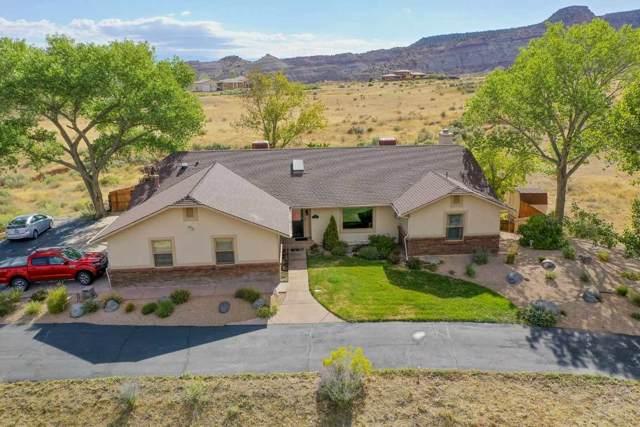 244 E Fallen Rock Road, Grand Junction, CO 81507 (MLS #20195422) :: The Christi Reece Group