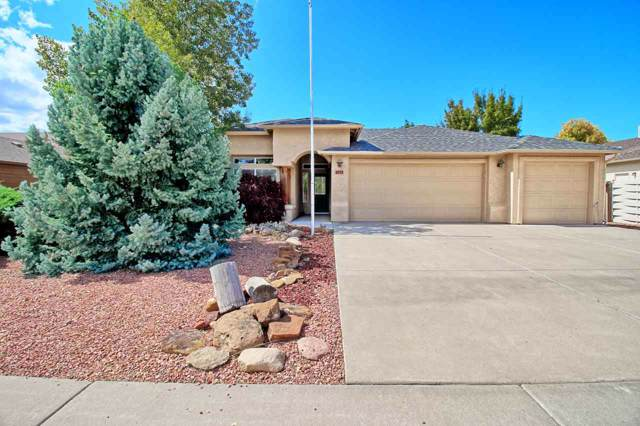 461 N Annabelle Court, Fruita, CO 81521 (MLS #20195441) :: The Grand Junction Group with Keller Williams Colorado West LLC