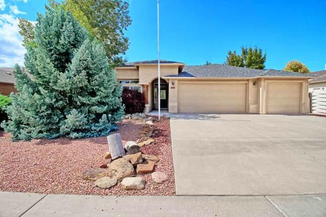 461 N Annabelle Court, Fruita, CO 81521 (MLS #20195441) :: CapRock Real Estate, LLC