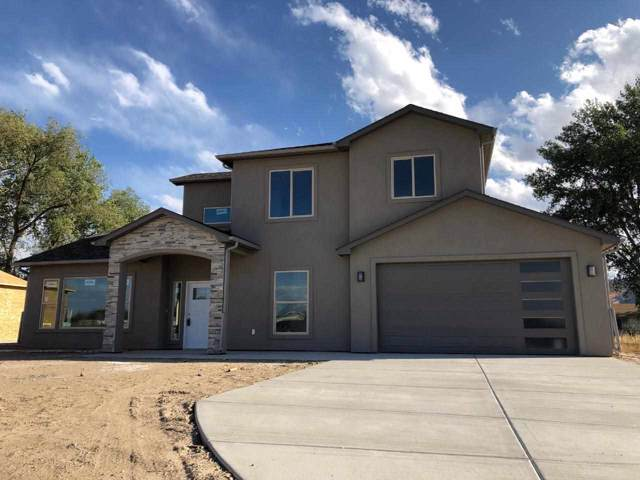 530 Jodylee Court, Fruita, CO 81521 (MLS #20195443) :: The Christi Reece Group