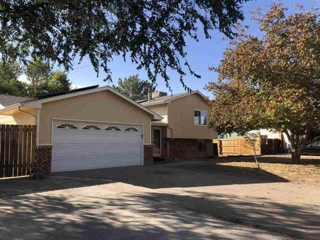 551 Eastbrook Street, Grand Junction, CO 81504 (MLS #20195447) :: The Grand Junction Group with Keller Williams Colorado West LLC