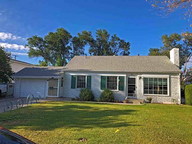2012 Gunnison Avenue, Grand Junction, CO 81501 (MLS #20195450) :: The Grand Junction Group with Keller Williams Colorado West LLC