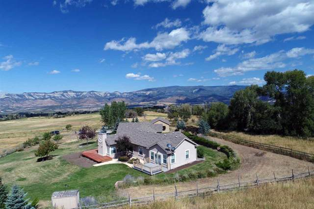 12228 58 Road, Molina, CO 81646 (MLS #20195453) :: The Grand Junction Group with Keller Williams Colorado West LLC
