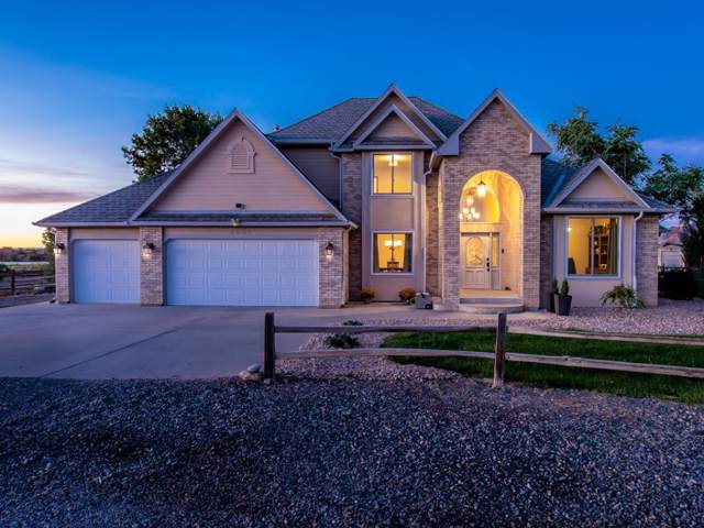 2636 H 3/4 Road, Grand Junction, CO 81506 (MLS #20195463) :: The Christi Reece Group