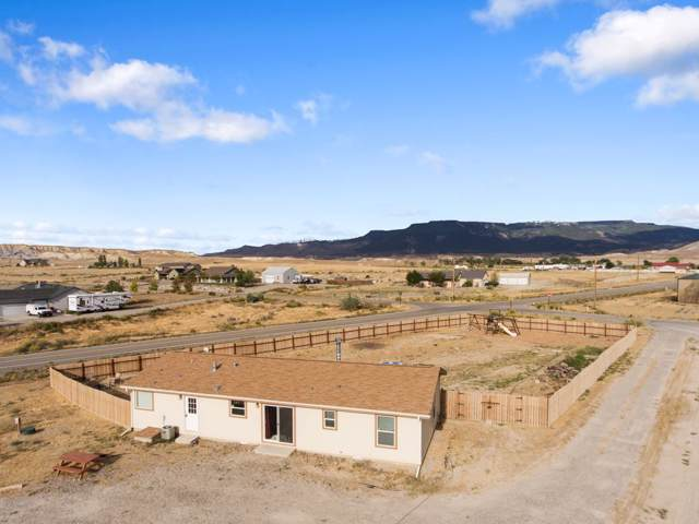 301 Desert Vista Road, Whitewater, CO 81527 (MLS #20195465) :: The Grand Junction Group with Keller Williams Colorado West LLC