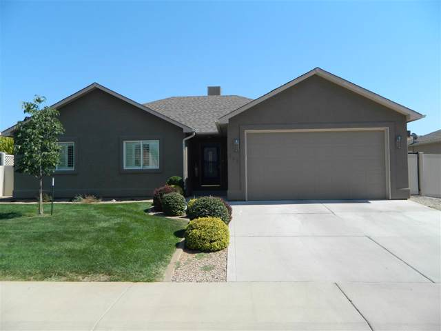 722 Willow Creek Road, Grand Junction, CO 81505 (MLS #20195503) :: The Christi Reece Group