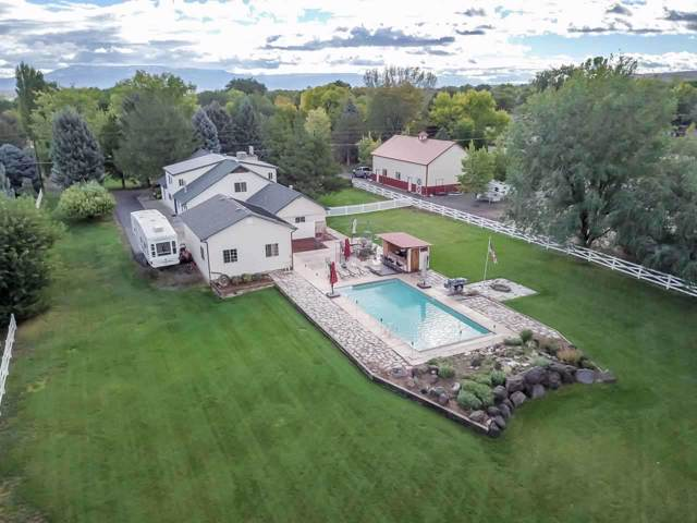 641 Peony Drive, Grand Junction, CO 81507 (MLS #20195518) :: The Christi Reece Group