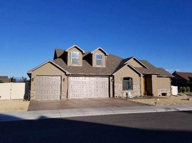 2497 Solstice Ln, Grand Junction, CO 81505 (MLS #20195521) :: The Christi Reece Group