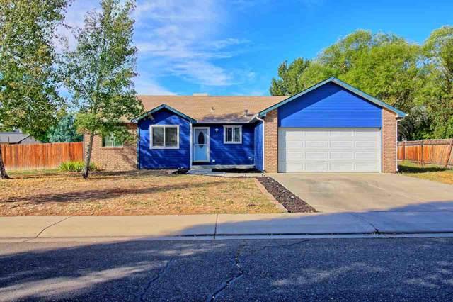 511 Bowstring Drive, Clifton, CO 81520 (MLS #20195524) :: CapRock Real Estate, LLC