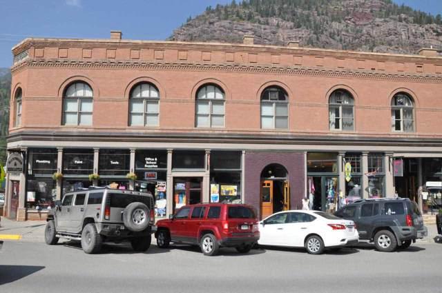 708 Main Street #5, Ouray, CO 81427 (MLS #20195540) :: The Christi Reece Group