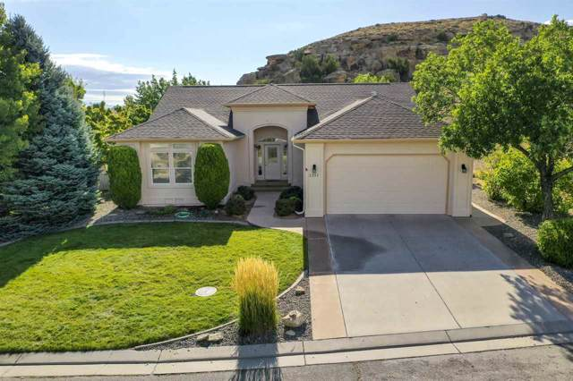 2351 Rana Road, Grand Junction, CO 81507 (MLS #20195542) :: The Christi Reece Group