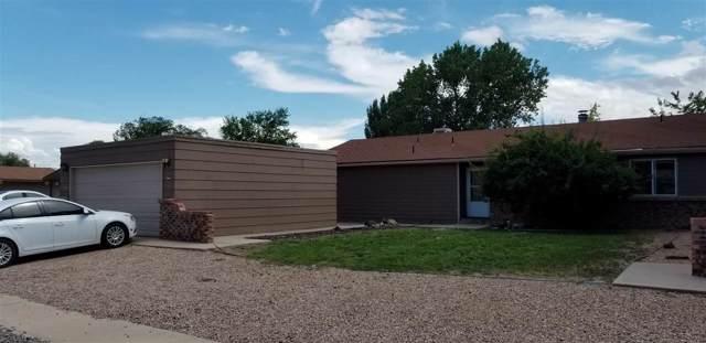2845-2847 Lexington Lane, Grand Junction, CO 81503 (MLS #20195548) :: The Christi Reece Group