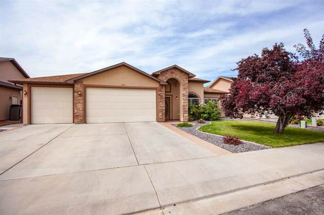 689 Patriot Court, Grand Junction, CO 81505 (MLS #20195581) :: The Christi Reece Group