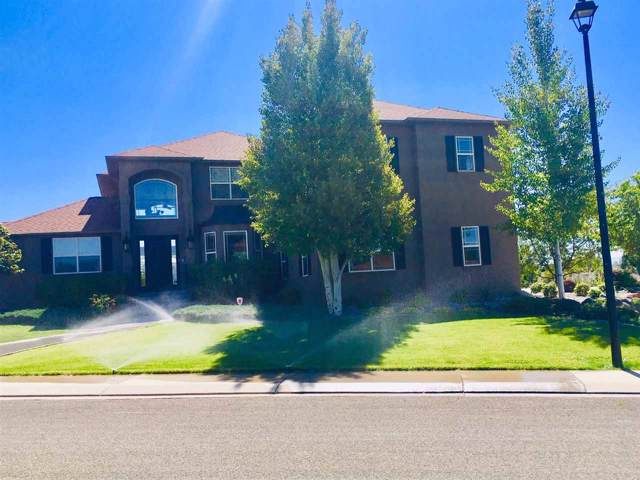 890 Overview Road, Grand Junction, CO 81506 (MLS #20195598) :: The Christi Reece Group