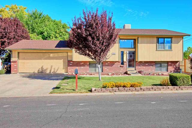 2848 Hartford Avenue, Grand Junction, CO 81503 (MLS #20195599) :: The Christi Reece Group