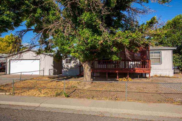 536 Centennial Road, Grand Junction, CO 81504 (MLS #20195609) :: The Christi Reece Group