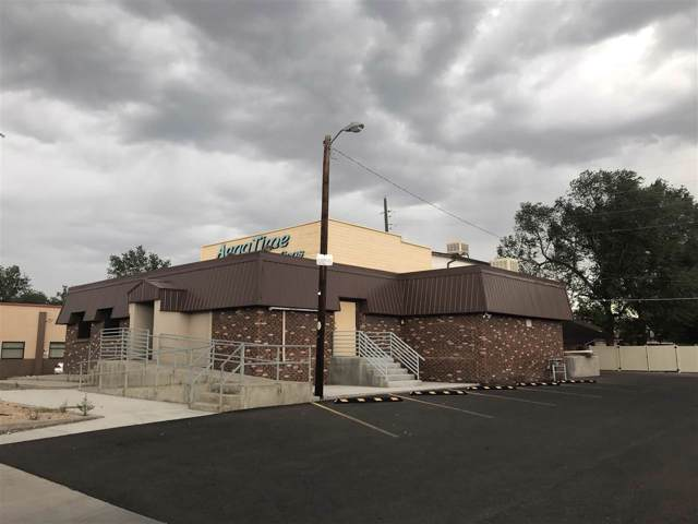 1320 North Avenue, Grand Junction, CO 81501 (MLS #20195615) :: The Christi Reece Group