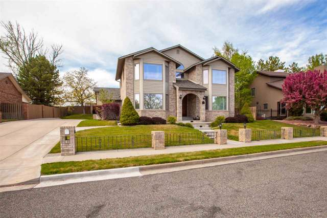 1624 Crest View Court, Grand Junction, CO 81506 (MLS #20195617) :: The Christi Reece Group
