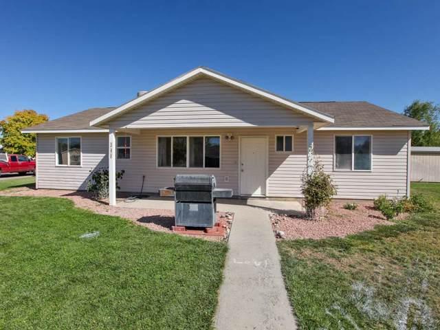 340 S Ash Street, Fruita, CO 81521 (MLS #20195630) :: CapRock Real Estate, LLC