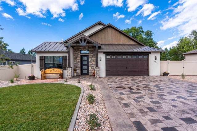 523 Jodylee Court, Fruita, CO 81521 (MLS #20195642) :: The Christi Reece Group