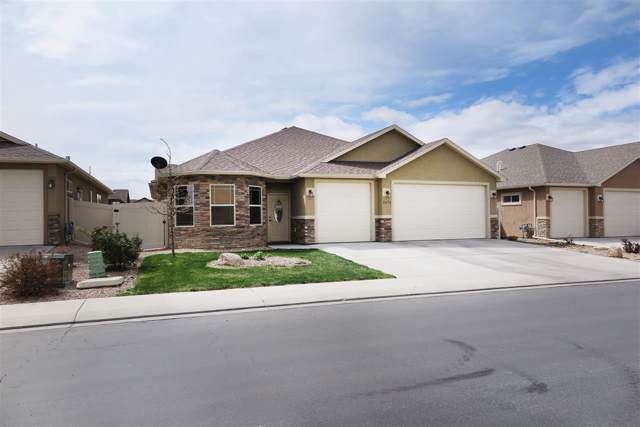 2475 Waite Avenue, Grand Junction, CO 81505 (MLS #20195659) :: CapRock Real Estate, LLC