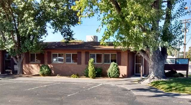 725 & 729 Bookcliff Avenue, Grand Junction, CO 81501 (MLS #20195687) :: The Christi Reece Group