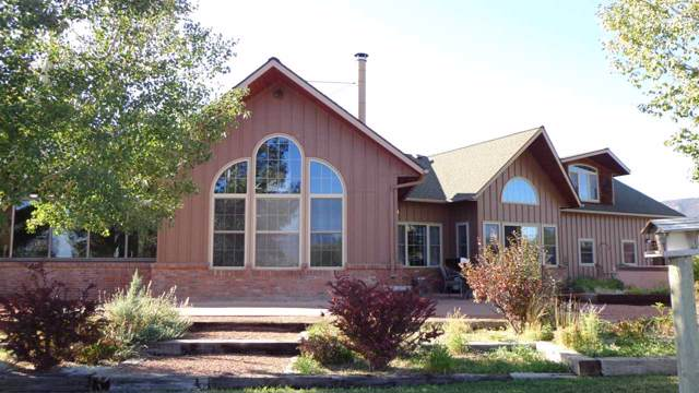 34816 Powell Mesa Road, Hotchkiss, CO 81419 (MLS #20195700) :: The Grand Junction Group with Keller Williams Colorado West LLC