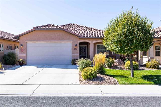 2841 1/2 Kelso Mesa Drive, Grand Junction, CO 81503 (MLS #20195713) :: CapRock Real Estate, LLC