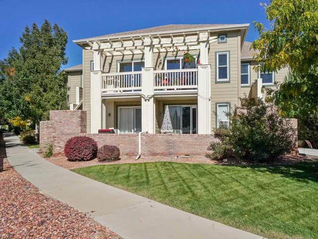 2491 Fountain Greens Place D9, Grand Junction, CO 81505 (MLS #20195716) :: CapRock Real Estate, LLC