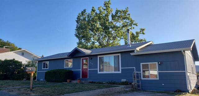 715 NE 2nd Street, Cedaredge, CO 81413 (MLS #20195725) :: The Grand Junction Group with Keller Williams Colorado West LLC
