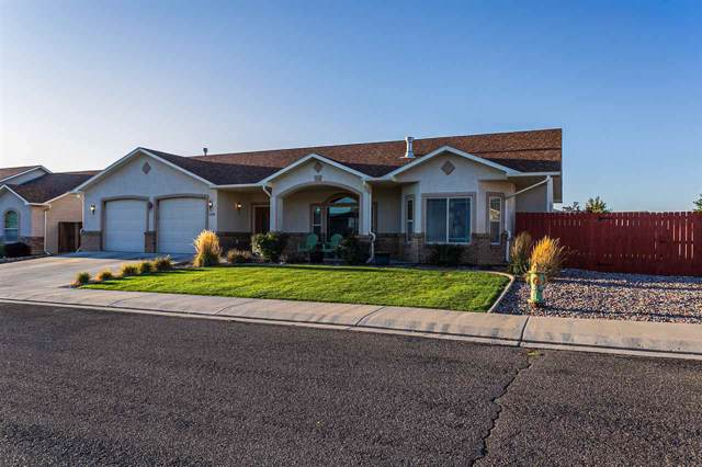 2518 Filmore Avenue, Grand Junction, CO 81506 (MLS #20195741) :: The Christi Reece Group