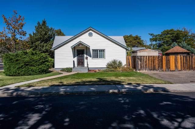 1502 Elm Avenue, Grand Junction, CO 81501 (MLS #20195744) :: CapRock Real Estate, LLC